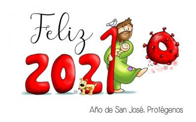 ¡FELIZ  2021!